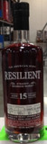 Resilient 15 Year Old, Straight Bourbon Barrel 205