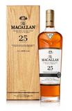 Macallan 25 Year Old, Sherry Oak, 2020 Release