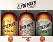 Clyde May's Gift Set, 3x50ml set
