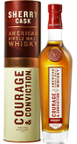 Courage & Conviction, Sherry Cask by Virginia Distillery
