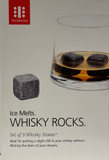 Whisky Rocks - set of 9