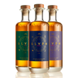 Glyph Family of Molecular Whiskey, Original, Spice and Royal