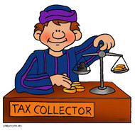 Meet the Tax Collector