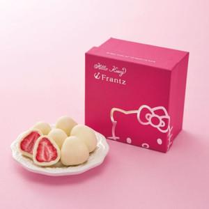 〈Frantz〉[Hello Kitty限定裝] 紅盒草莓松露朱古力