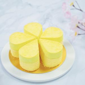 花咲の時 原味 雙層芝士蛋糕