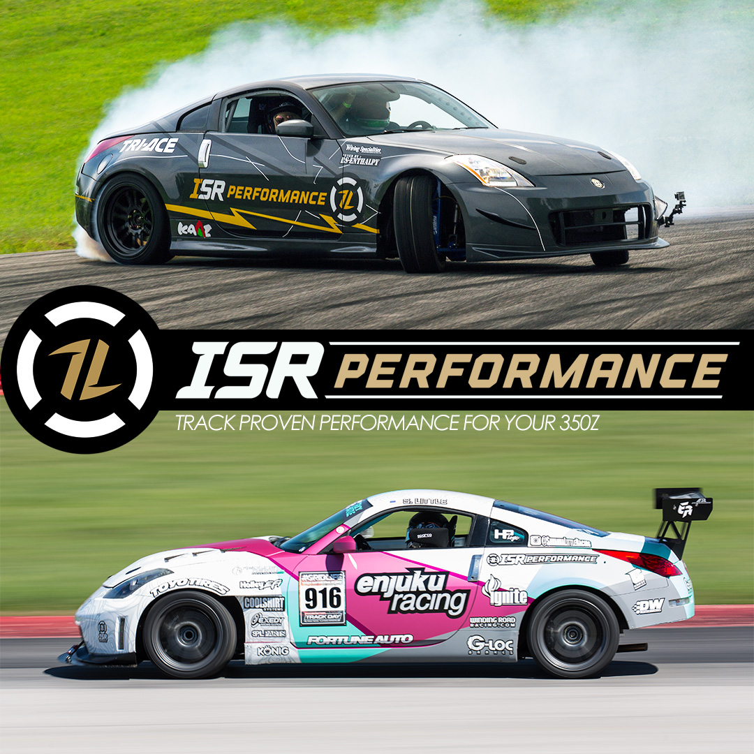 350Z LSx Swap Kit - ISR Performance Parts, LLC