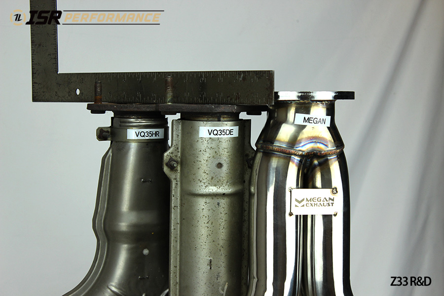 Not all Y-Pipes are created equal! - ISR Performance Parts, LLC