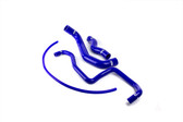 ISR Performance Silicone Radiator Hose Kit Nissan 350z 2003-2006 - Blue