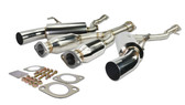 ISR Performance ST Series Exhaust for 2017+ Infiniti Q60 RWD