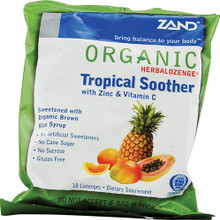 Zand Organic HerbaLozenge® Tropical Soother -- 18 Lozenges