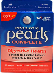 Enzymatic Therapy Probiotic Pearls™ Complete (formerly Pearls IC)