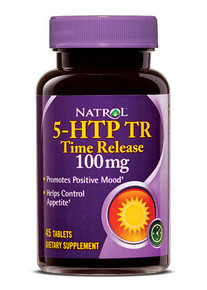 Natrol 5-HTP TR Time Release