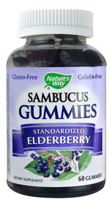 Nature's Way Sambucus Gummies