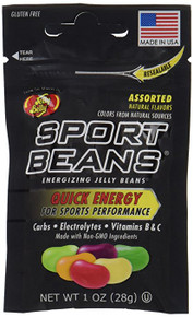 Electrolyte Sport Beans by Jelly Belly