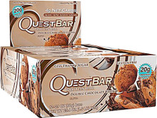 Quest Nutrition Quest Bar - Protein Bar Double Chocolate Chunk - 1 Bar
