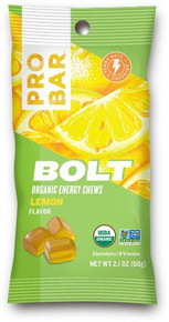 ProBar Bolt Organic Energy Chews (Gluten Free) Orange - 1 packet