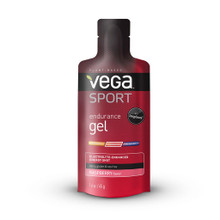 Vega Sport Endurance Gel - Raspberry (1 Gel Packet)