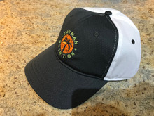 Cayman Nutrition Hat - Black/White