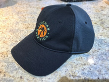 Cayman Nutrition Hat - Black on Grey