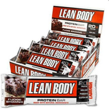 Lean Body® Protein Bar - Brownie