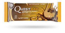 Quest Chocolate Peanut Butter Bar