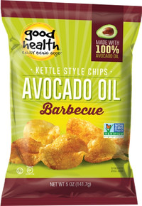 AVOCADO OIL  CHIPS - BBQ