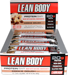 Labrada Lean Body® Protein Bar - Cookie Dough