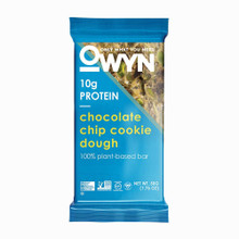 OWYN VEGAN PLANT-BASED PROTEIN BARS - CHOCOLATE CHIP COOKIE DOUGH