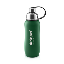Thinksport Insulated Sports Bottle - 25oz (750ml) - Powder Coated