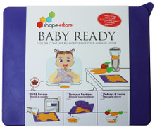THE BABY READY® FREEZER CONTAINER