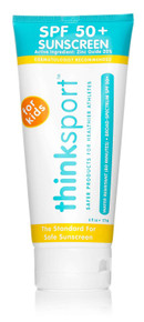 Thinksport Kids Safe Sunscreen SPF 50+ (6 ounce)