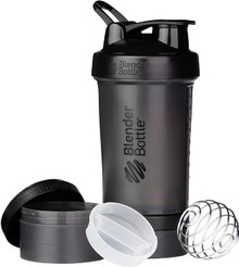 Blender Bottle ProStak System with 450ml Bottle and Twist n' Lock Storage