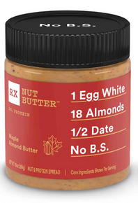 Rx Maple Almond Nut Butter, 10 oz