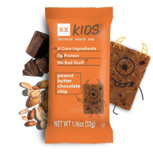 Rx Kids Protein Snack Bar - Chocolate Peanut Butter