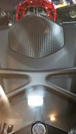 FJR1300 Carbon Fiber Custom Wrap Nose Fairing