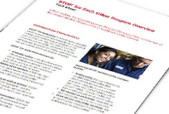 STOP® Overview Factsheet