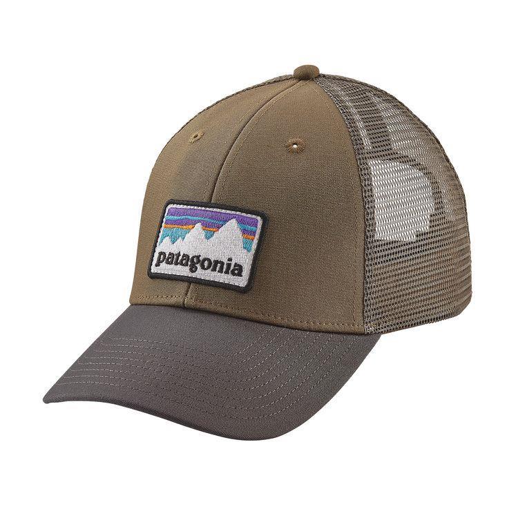 fb11738a3e89c Patagonia Men s Shop Sticker Patch LoPro Trucker Hat - Simmons ...