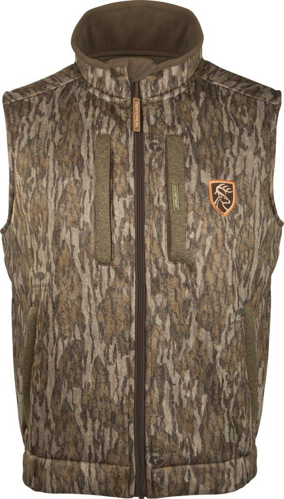 138d40c636ff8 Drake Men's Non-Typical Silencer Vest with Agion Active XL - 659601414442