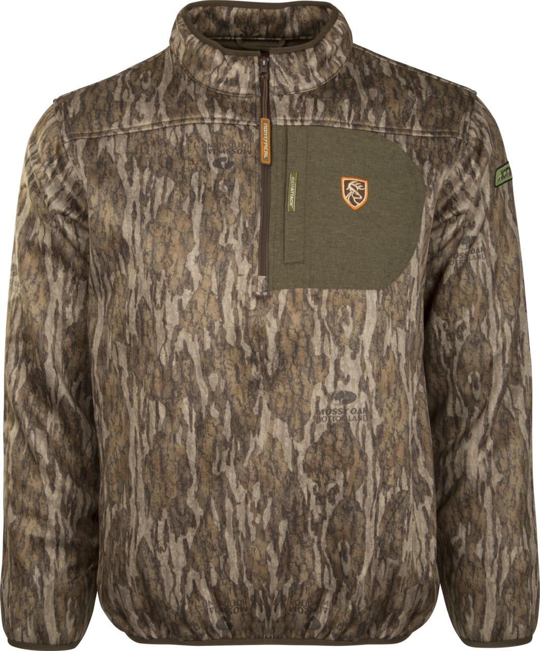 293037ce4 Drake Youth Non-Typical Endurance 1 4 Zip with Agion® - 659601419089
