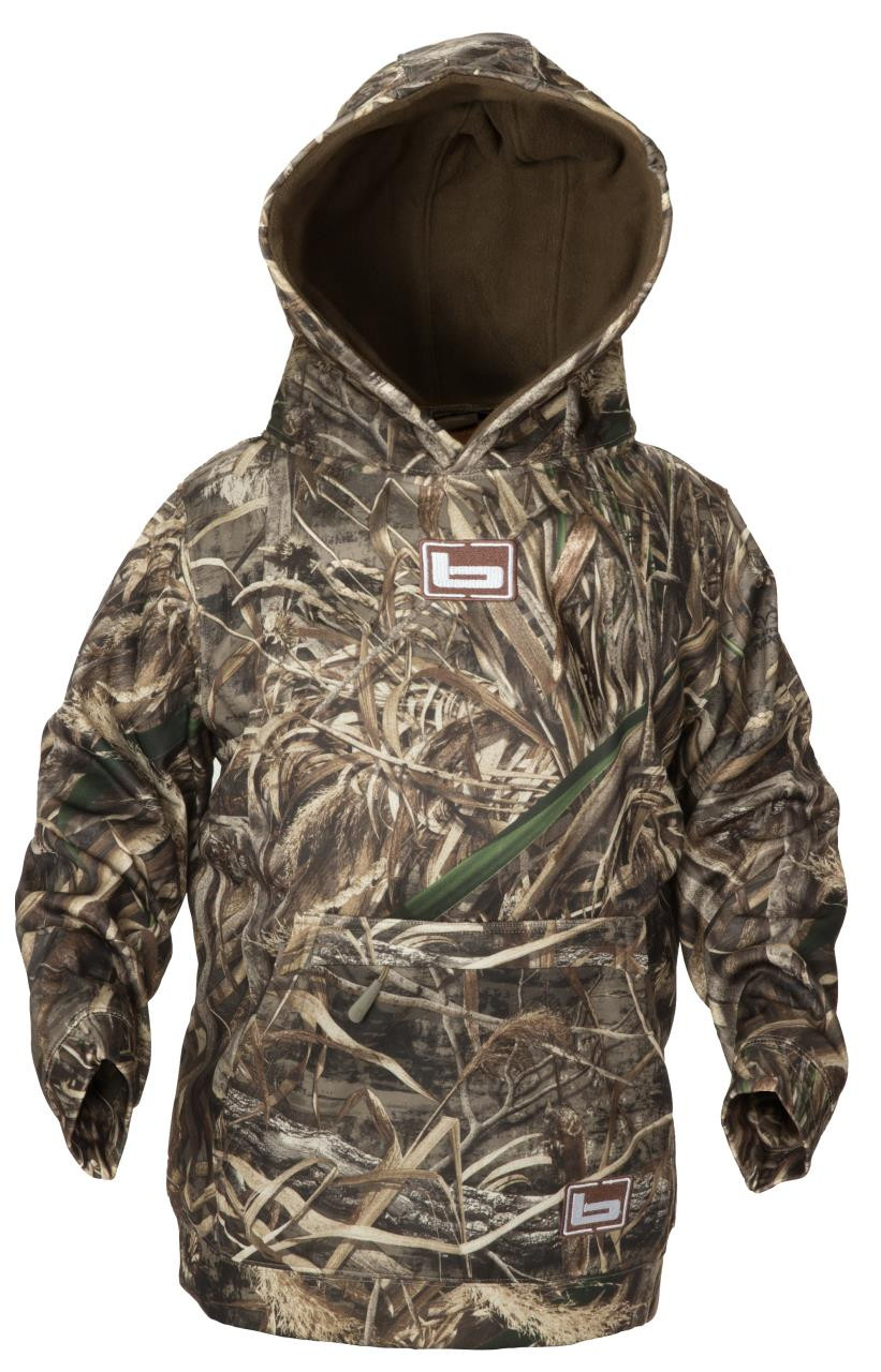 Banded Youth TEC Fleece Pullover (Bottomland & Max 5) - 848222027920