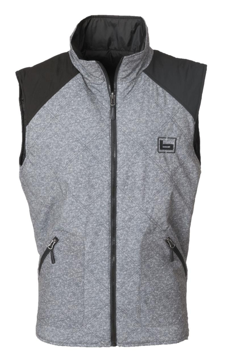 Banded Men's Reversible Vest (Black & Brown) - 848222000848