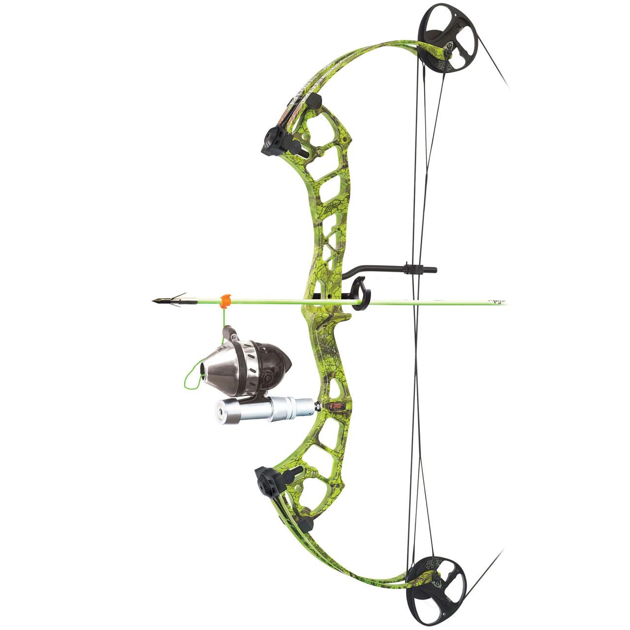 PSE MUDD DAWG Bowfishing RT3500 Package Compound Bows