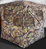 River Bottom HUB Style Ground Blinds (Small,Medium) - 896019151204