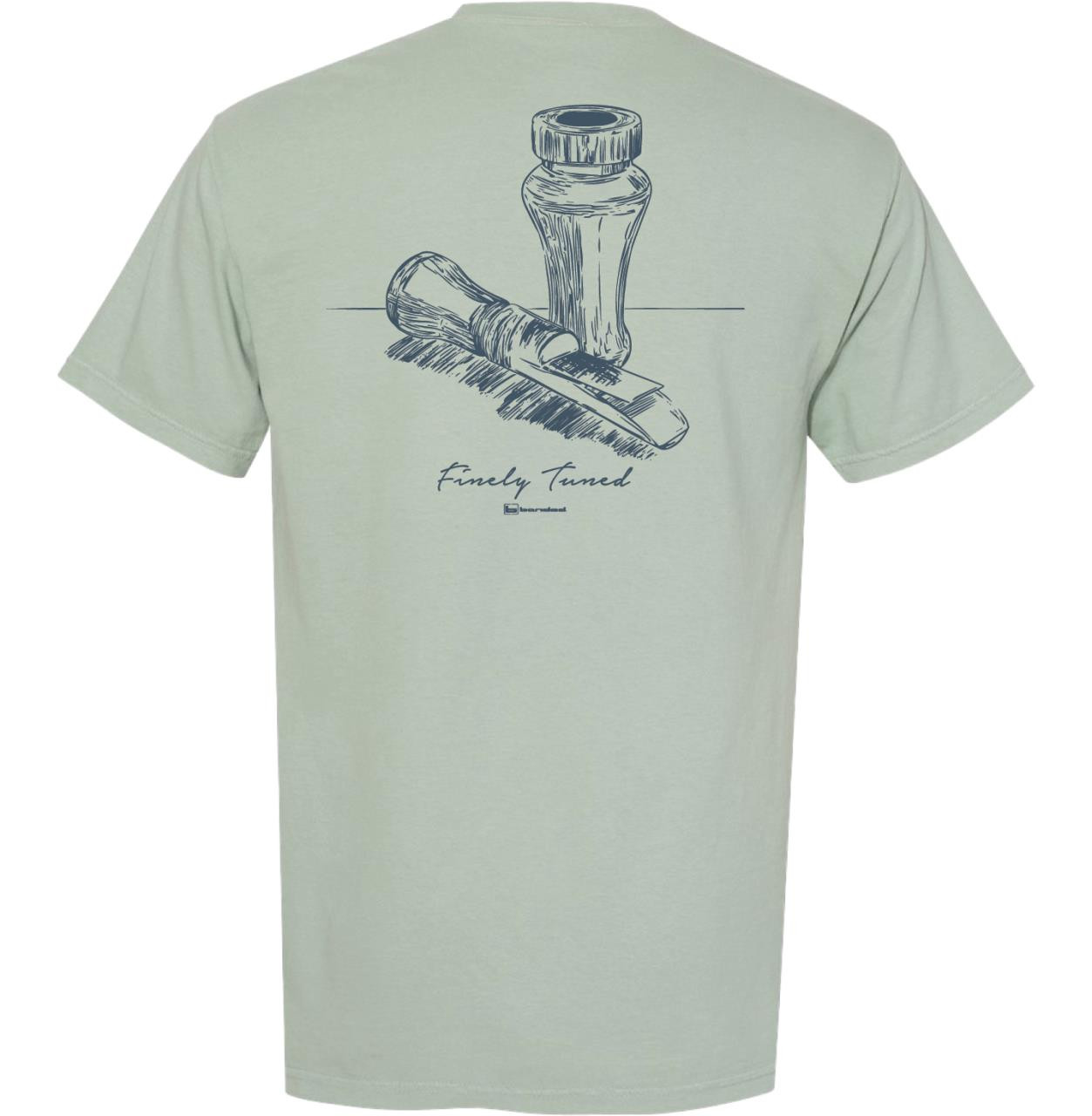 Banded Finely Tuned S/S Tees - 848222085562