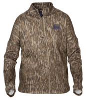 Banded Woman`s TEC Fleece 1/4 Zip Pullover (Bottomland & Max 5) - 848222014173
