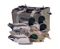Higdon Magnum Mallard Floater Flocked Head Plus Bag - 710617170545