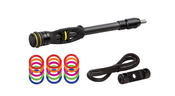 Trophy Ridge Hitman Stabilizer's - 754806295725