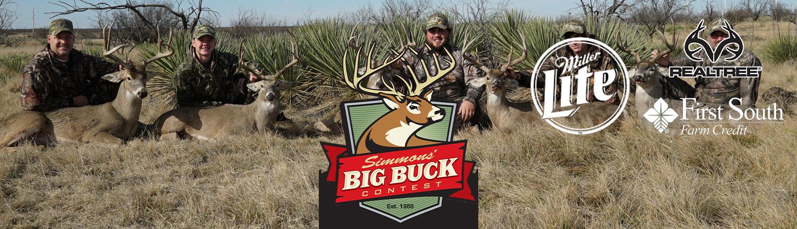 Big Buck Contest