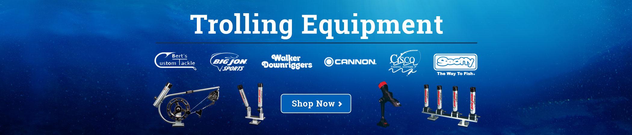 Walleye Fishing Tackle, Trolling Equipment & Marine - Walleye Tackle