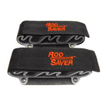 Rod Saver Portable Side Mount w\/Dual Lock 4 Rod Holder